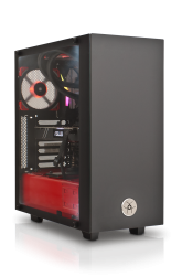 Game Computer AMD RYZEN Powered by ASUS