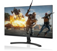 Intel Game Pc Game Computer Monitor Afbeelding