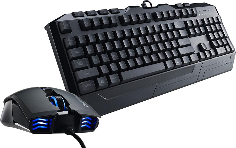 CM Storm Devastator II Combo (Muis en Keyboard)