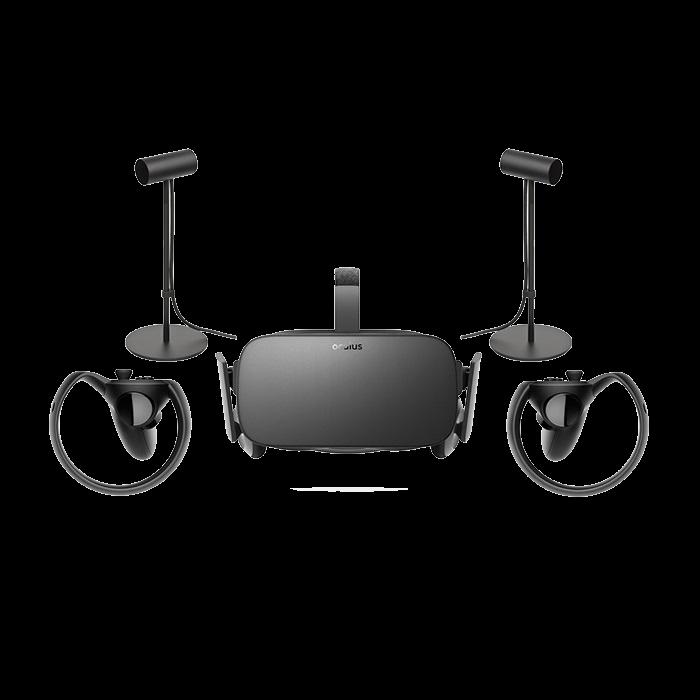 Oculus Rift Bundle Rift en Touch