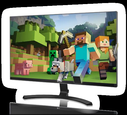 Goedkope Game Computers Monitor