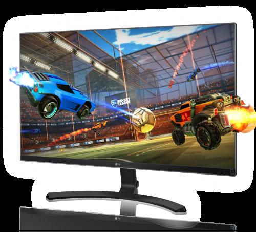 Zeer compacte & krachtige Game Computers Monitor