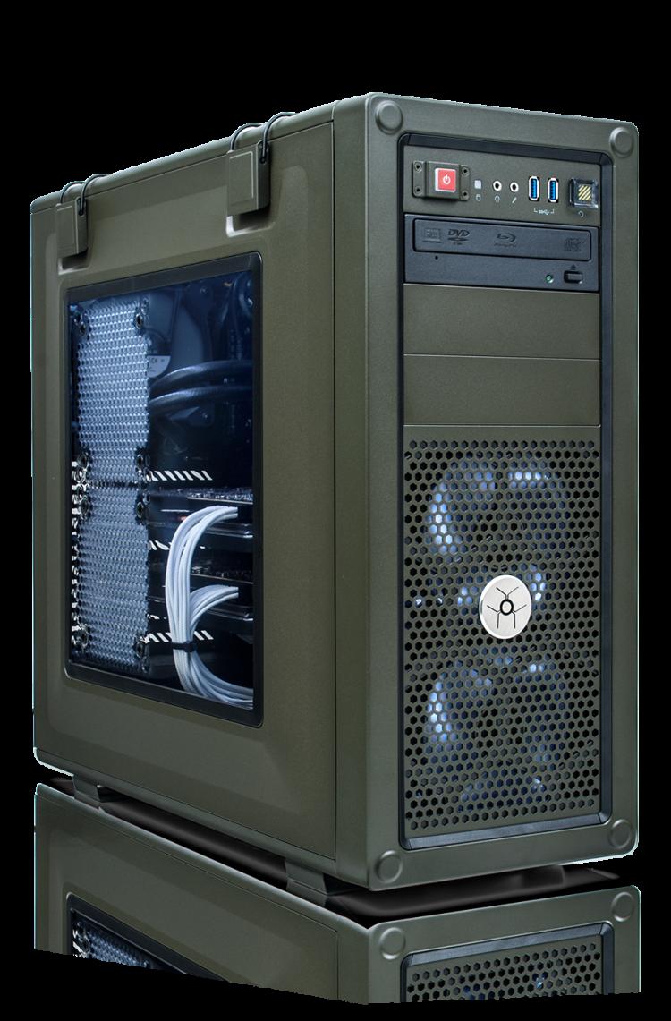 Aggressor Game Computer