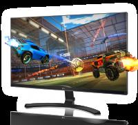 Pandora Game Computer Monitor Afbeelding