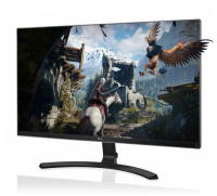 High End Game Pc Computer Monitor Afbeelding