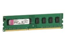4GB DDR3 1600Mhz (Geen Heatsink - Single Channel)