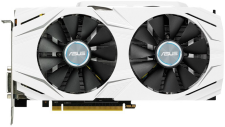 NVIDIA GTX 1060 6GB (ASUS DUAL GTX 1060 6G) <strong style=color:red>MEGA ACTIE!</strong>