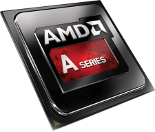 AMD A8 7650K (4x 3300 MHz) Quad Core