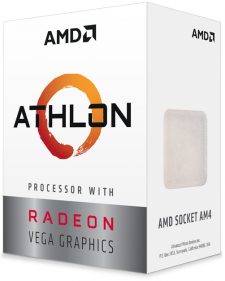 AMD Athlon 200GE (2x 3200MHz)