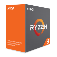 AMD Ryzen 3 1200 (4x 3100MHz - Turbo 3400MHz) Quad Core