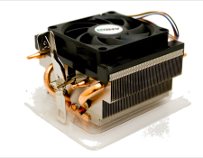 Standaard AMD Processor koeler