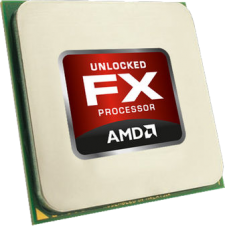 AMD FX-4300 ( 4x 3800 Mhz ) Quad-Core