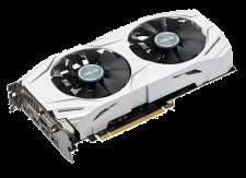 NVIDIA GTX 1070 (ASUS DUAL GTX1070-O8G)
