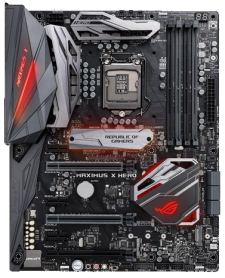 ASUS ROG MAXIMUS X HERO <strong style=color:red>GRATIS Call of Duty: Black Ops 4*</strong>