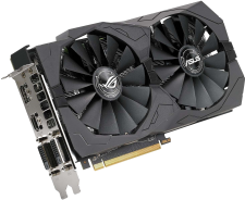 AMD RADEON RX 570 (ASUS ROG STRIX RX570 GAMING 4GB)