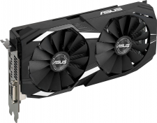 AMD RADEON RX 580 (ASUS RX580 DUAL OC 4GB)