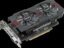 AMD RADEON RX 560 (ASUS Radeon RX 560 O2G 2GB)