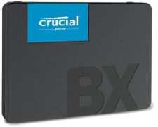 2000GB Solid State Drive (Crucial BX500)