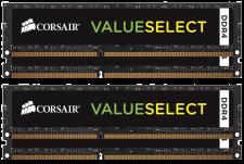 16GB DDR4 2133Mhz (Corsair 16 GB - QUAD Channel)