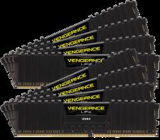 64GB DDR4 2400Mhz (Corsair Vengeance LPX)