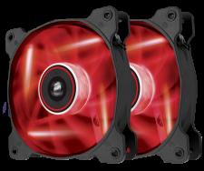 Corsair AF120 Quiet Edition (Rode LED)