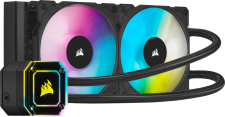 Corsair iCUE H115i Elite Capellix <strong style=color:red>R</strong><strong style=color:green>G</strong><strong style=color:blue>B</strong> (Waterkoeling)