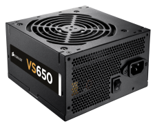 Corsair VS650 - 650Watt
