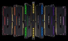 16GB DDR4 3200MHz (Corsair Vengeance RGB)