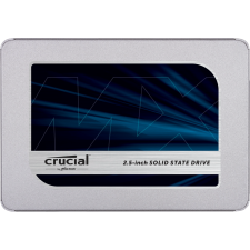 500GB Solid State Drive (Crucial MX500)