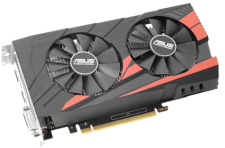 NVIDIA GTX 1050 TI (ASUS Expedition E-Sports Edition GTX1050TI 4GB) <strong style=color:red;>NIEUW!</strong>