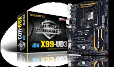 GIGABYTE GA-X99-UD3
