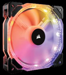 Corsair HD120 RGB FANS 3x