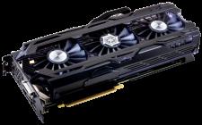 NVIDIA GTX 1080Ti (INNO3D GeForce GTX1080 Ti IChiLL X4 11GB)