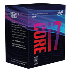 Intel Core i7-8700K (6x 3700MHz - Turbo 4700MHz)