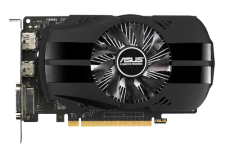 NVIDIA GTX 1050 TI (ASUS PH-GTX1050TI-4G 4GB) <strong style=color:red;>NIEUW!</strong>