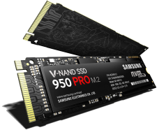 512GB M.2 Solid State Drive (Samsung 960 PRO 512GB) (Levertijd 1 dag extra)