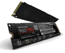 2000GB M.2 Solid State Drive (Samsung 960 PRO) (Levertijd 1 dag extra)