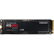 512GB M.2 Solid State Drive (Samsung 970 PRO 512GB)