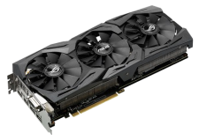 NVIDIA GTX 1080 (ASUS STRIX GTX 1080 8G GAMING 8GB GDDR5)