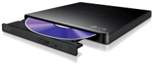 Externe USB Dual Layer DVD-RW Brander