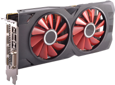 AMD RADEON RX 570 (RX 570 RS 4GB XXX Edition)