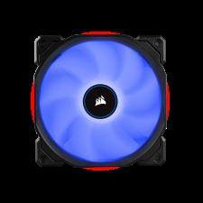 Corsair AF120 Quiet Edition (1x Blauwe LED Fans)