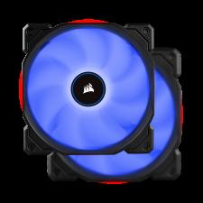 Corsair AF120 Quiet Edition (2x Blauwe LED Fans)