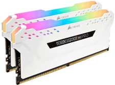 16GB DDR4 2666MHz (Corsair Vengeance PRO RGB WIT) <strong>PREMIUM</strong> <strong style=color:red>R</strong><strong style=color:green>G</strong><strong style=color:blue>B</strong>