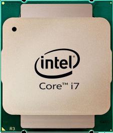 Intel Core i7 5820K (6x 3300 MHz Unlocked) Hexa-Core