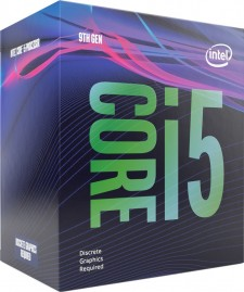 Intel Core i5-9400F (6x 2900MHz - Turbo 4100MHz)