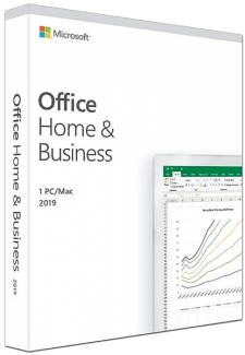 Microsoft Office 2019 Home & Business (NL)