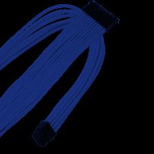 Blauwe Sleeved bekabeling
